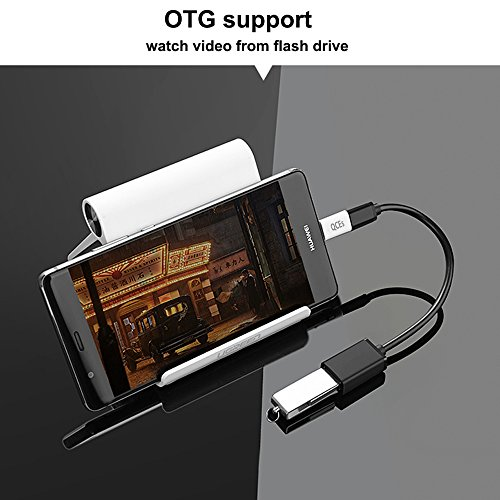 usb c charging adapter for samsung galaxy s8 s9 qces usb. Black Bedroom Furniture Sets. Home Design Ideas