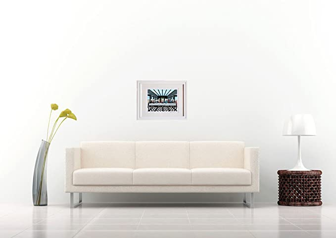 Amazon.com: The Last Supper or The Lost Supper? Signed Art ...