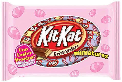 Kit Kat Easter Minis, 10-Ounce (Pack of 4)