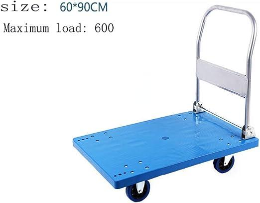 Panana Heavy Duty Folding Truck Hand Sack Trolley Barrow Cart Garden Platform