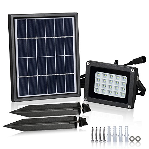 Led Street Light With Solar Panel in Florida - 9