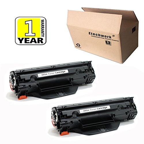 Etechwork CE285A 85A Toner Cartridge Replacement for HP 85A