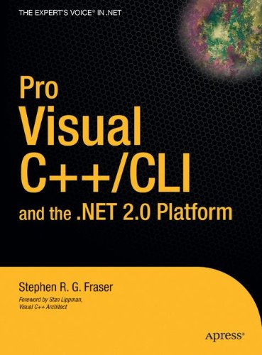 Pro Visual C++/CLI and the .NET 2.0 Platform (Expert's Voice in .NET) by Brand: Apress