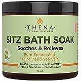 Best Organic Sitz Bath Soak For Natural Postpartum Care Recovery & Hemorrhoids Relief