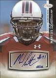 2014 SAGE Autographs Sophomore Autographs Gold #S11 Marcus Lattimore/25