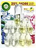 Air Wick Dual Pack Fragrance Bottles, 9 Count, Blue