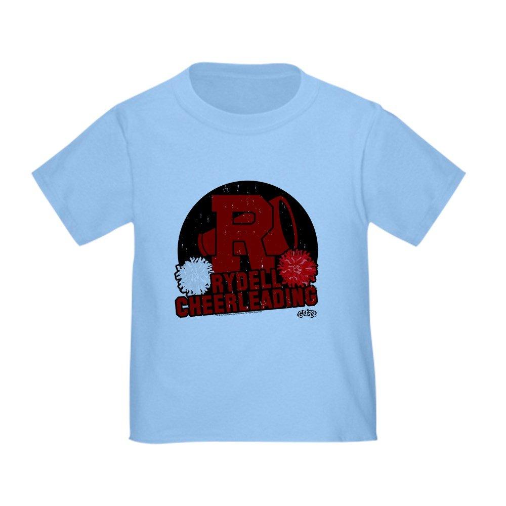 78ad32770ce Amazon.com  CafePress - Rydell Cheerleading - Cute Toddler T-Shirt ...