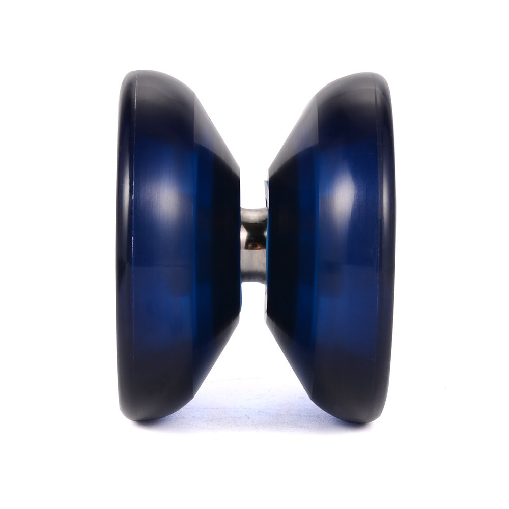 Great Cool Toy Gift for Kids Friends TH358 + 5 Strings Glove ABS, Blue Magic YOYO Professional K1 YoYo Ball