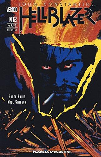 Descargar Libro Hellblazer: 12 Garth Ennis
