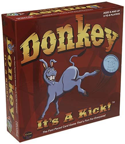 Everest Toys Donkey Its a Kick! Game]()