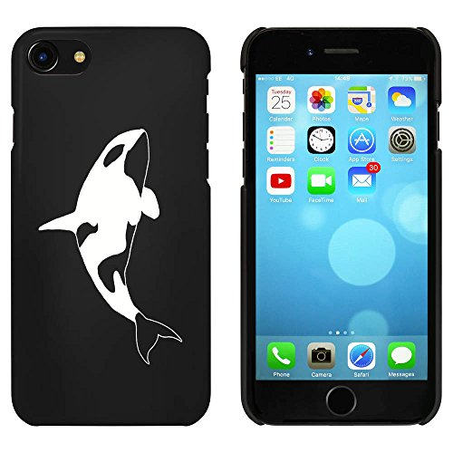 Noir 'Orque' étui / housse pour iPhone 7 (MC00059675)