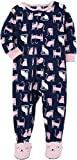 Kyпить Carter's Baby Girls' 12M-24M One Piece Cat Fleece Pajamas 24 Months на Amazon.com