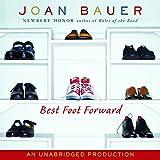 Foot Forward Joan Bauers