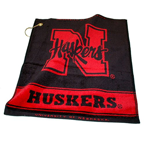 NCAA Woven Towel NCAA Team: - Towel Woven Jacquard Ncaa
