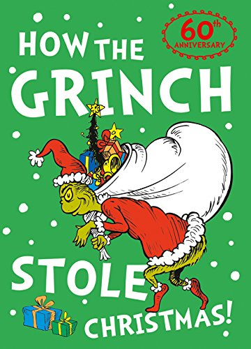 Book cover for How the Grinch Stole Christmas