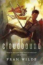 Cloudbound by Fran Wilde fantasy book reviews