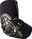 G-Form Youth Pro-X Elbow Pad, Black/Yellow, Small/Medium