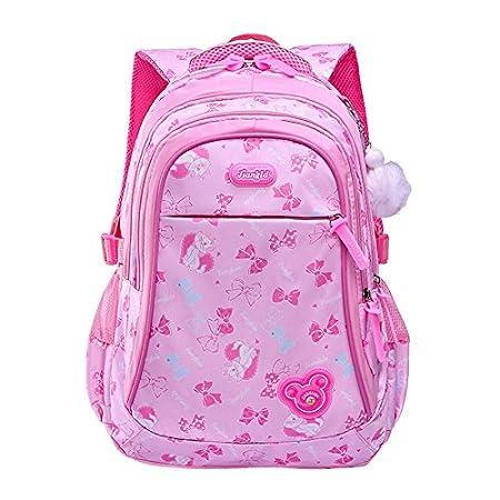 Amazon.com: Finfree New Arrivals Kids School Bags Orthopedic Backpack Cartoon Waterproof School Bags For Girls Boys Large Capacity Mochila Escolar,dark ...