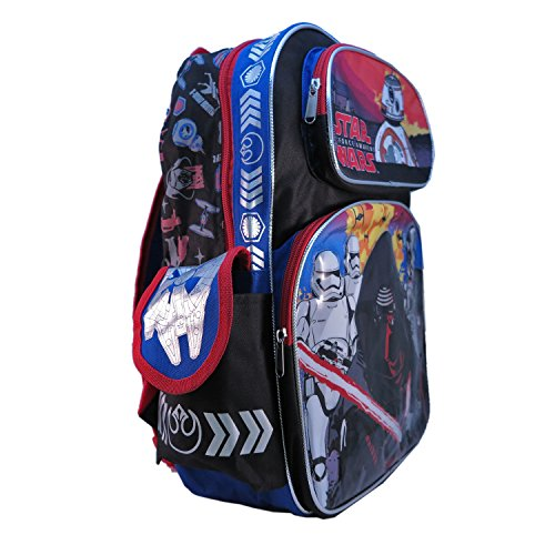 Ruz Star Wars Not Machine Specific The Force Awakens Small Backpack Bag