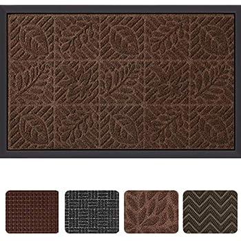 Amazon Com Outside Shoe Mat Rubber Doormat For Front Door 18 X 30
