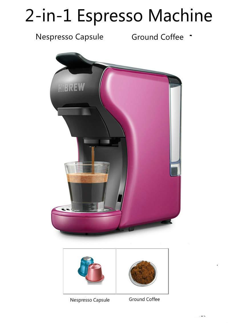 Amazon.com: HiBREW - Cafetera de espresso 3 en 1 ...