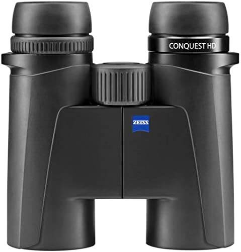 Zeiss 10×32 Conquest HD Binocular with LotuTec Protective Coating Black