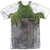 Sesame Street- Oscar Costume Tee T-Shirt Size XL