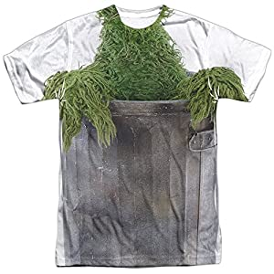 Oscar The Grouch Costumes From Sesame Street Funtober