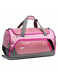 Fila Advantage 19 Inch Sport Duffel Bag, Pink