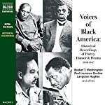 Voices of Black America: Historical Recordings of Speeches, Poetry, Humor and Drama 1908-1947 | William Shaman (editor)