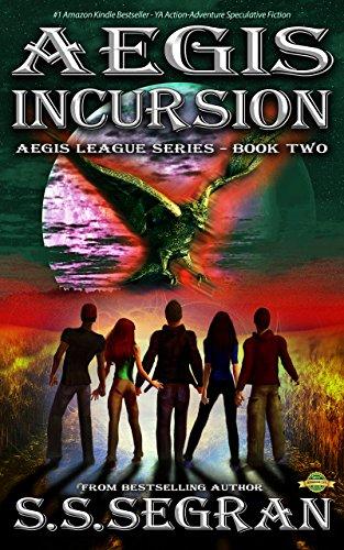 AEGIS INCURSION: An Apocalyptic Action-Adventure Sci-Fi Thriller - YA Series
