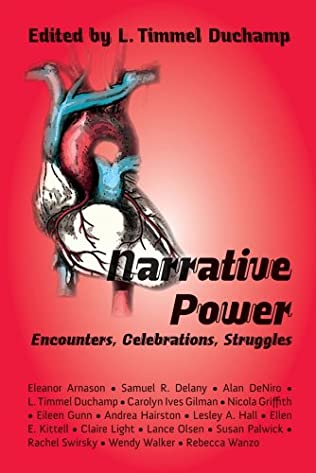 book cover of Narrative Power