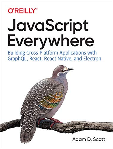 JavaScript Everywhere Front Cover
