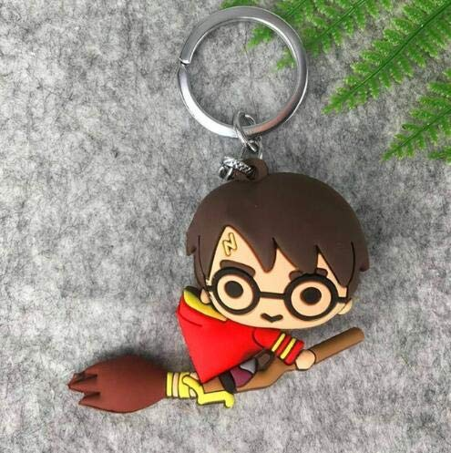MAI PHUONGass Dragon Ball Z Goku Vegeta Saiyan One Piece Chopper Toy Attack On Titan Levi Keychain Collection Model Toy -Multicolor Complete Series Merchandise (Dragon Ball Z Instant Video)