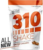 310 Shake Salted Caramel (28 SRV) - Healthy Meal Replacement Shake and includes eBook