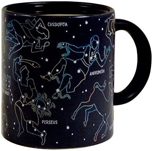 Heat Changing Constellation Mug By The Unemployed