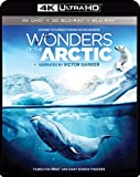 IMAX: Wonders Of The Arctic (4K UHD / 3-D Bluray) [Blu-ray] Image