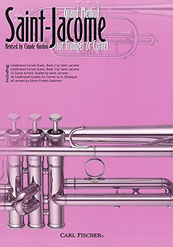 Carl Fischer Trumpet - Carl Fischer Grand Method for Trumpet or Cornet