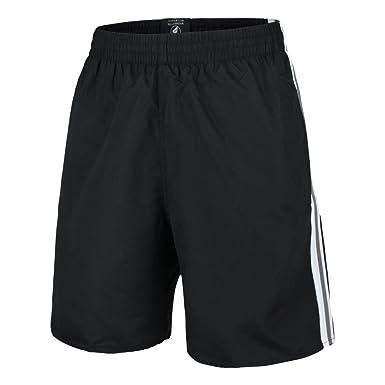 Olympia Herren Badeshorts Badehosen Bermuda Schwimmshorts Shorts  Bermudashorts,, schwarz, (4   ( 4015338775