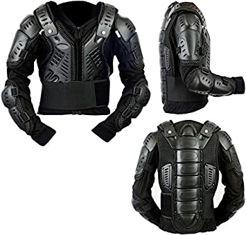 Kids Motorbike Body Armours Motorcycle Gear Armors Motorcross Bikes Guard CE Approved Child Protection Jacket Year 6