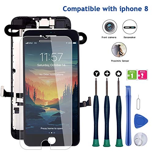 Compatible with iPhone 8 Screen Replacement