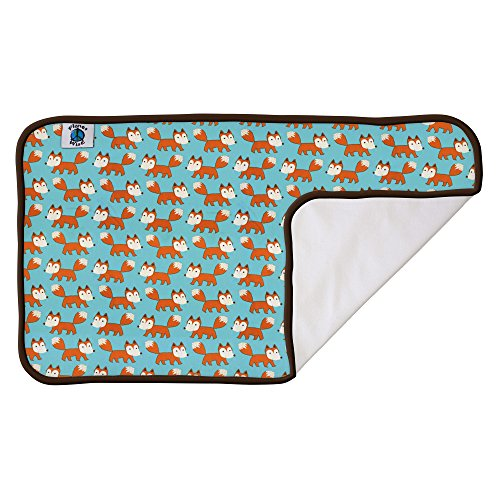 Planet Wise Designer Changing Pad, Sly by Planet Wise