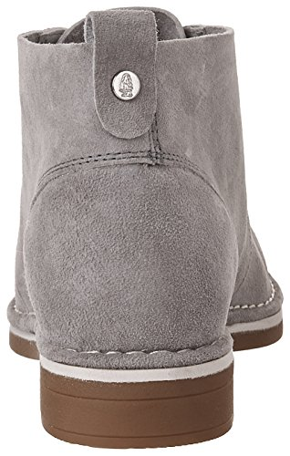 from china free shipping low price Hush Puppies Women's Cyra Catelyn Ankle Bootie Frost Gray Suede discount really 5cy2lsfet