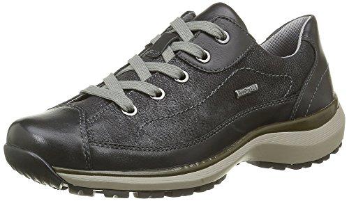 Romika Damen Halbschuhe - gabriele 17 - Schwarz Schuhe in Übergrößen
