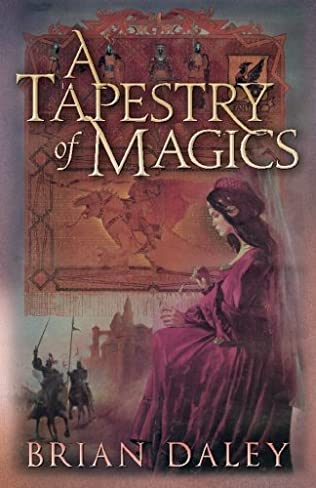 book cover of A Tapestry of Magics