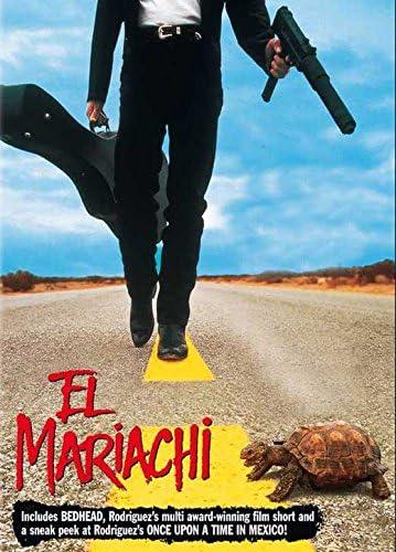 El Mariachi 11x17 Movie Poster 1993