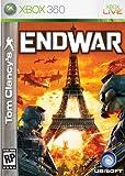 Tom Clancy's End War (Fr/Eng manual) - Xbox 360