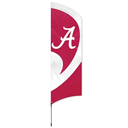370ca1727167 Party Animal NCAA Alabama Crimson Tide College Tailgating Flag Kit
