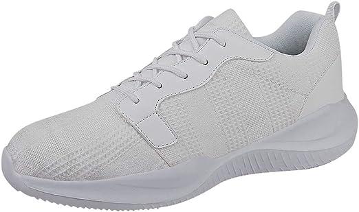 Zapatillas Deporte Hombre Zapatos para Correr Athletic Cordones ...