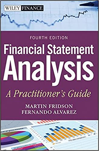 Financial Statement Analysis A PractitionerS Guide